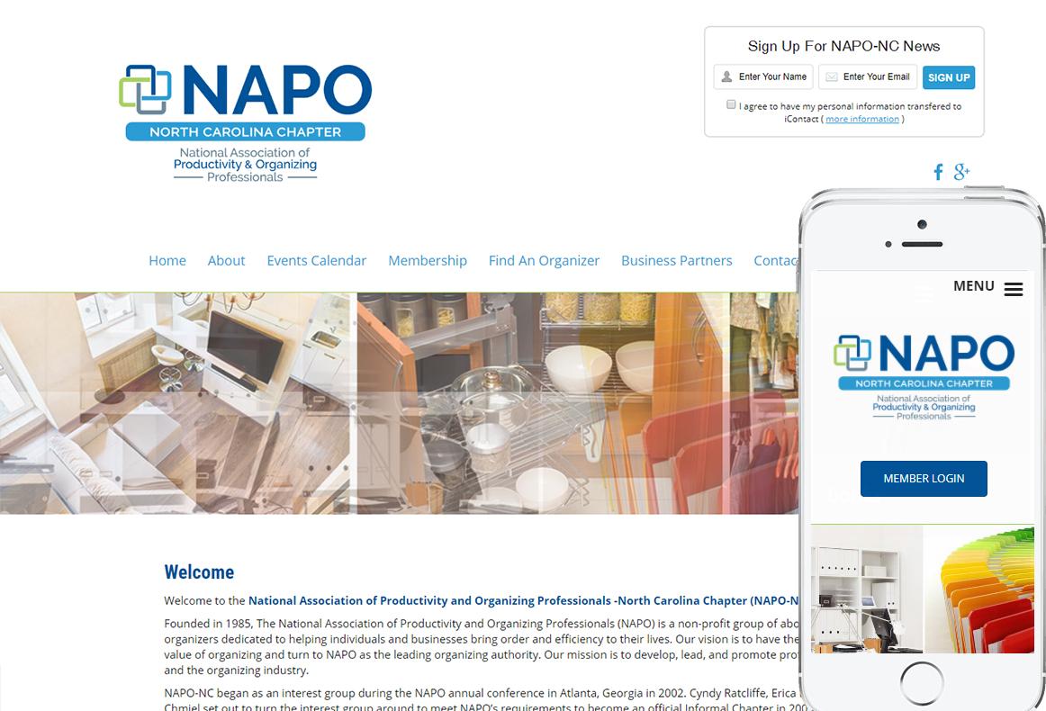 NAPO North Carolina