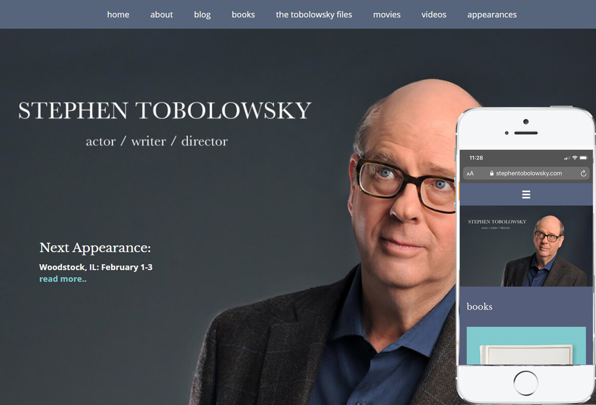 StephenTobolowskyWebsite