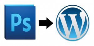 Photoshop To WordPress